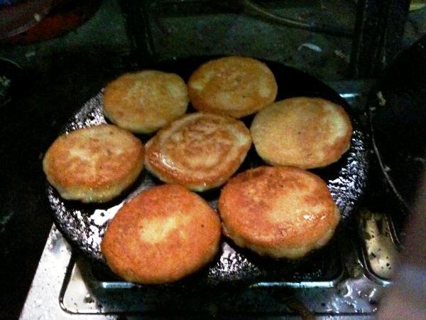Image result for Bara or Wo food in kathmandu